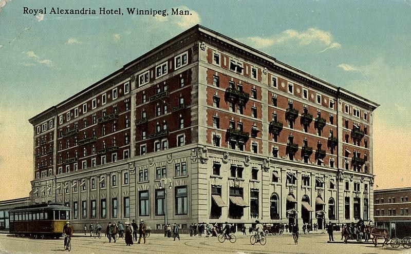 Alexandria Canada Hotels