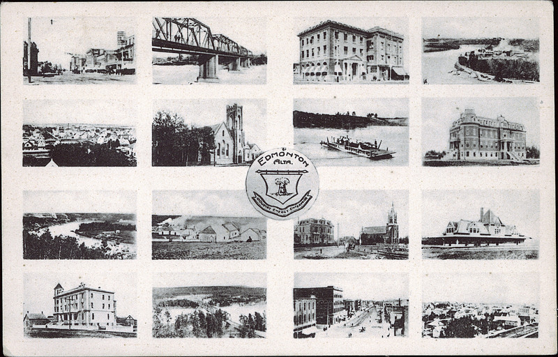 Postcard 6370: Edmonton, Alta  (1910])