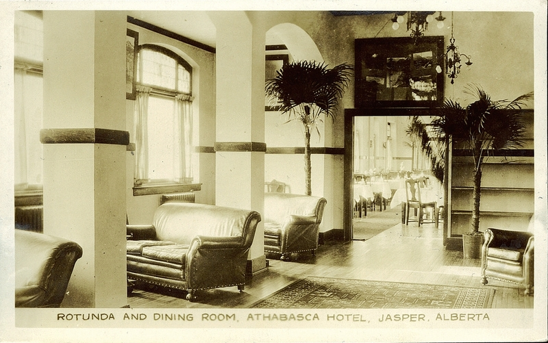Athabasca Hotel Rooms