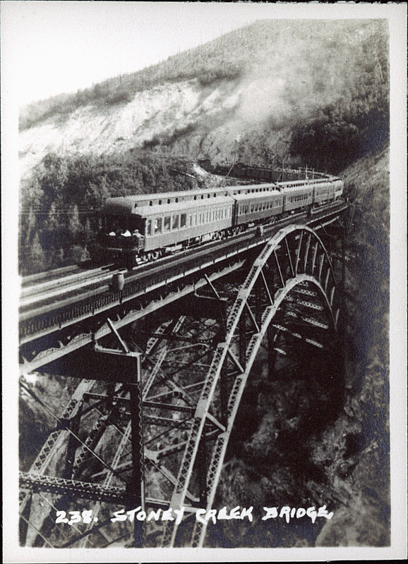 Postcard 9322 Harmon Byron Selected Real Photographs Canadian Pacific Rockies Before 1942