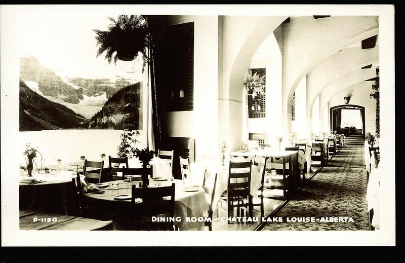 Lake Louise Dining Room